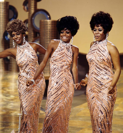Diana Ross, The Supremes, with Florence Ballard and Betty Mcglown and Mary Wils