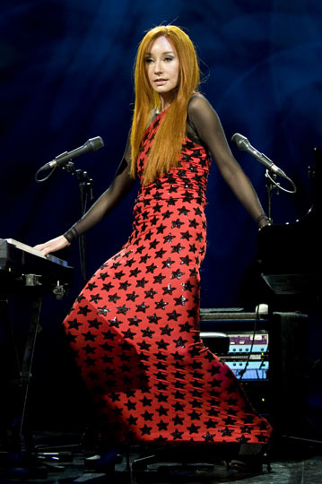 Tori Amos in London