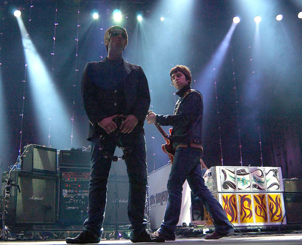 Oasis - The Gallagher brothers have always had a turbulent relationship ever since Oasis formed in 1991. But after years of bickering and cancelled tours Noel Gallagher announced in the summer of 2009 that he simply could not go on