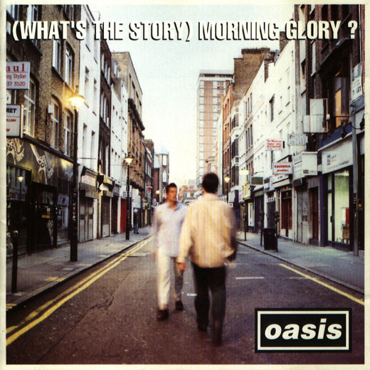 No.4: Oasis 'What's The Story (Morning Glory)' Sales - 4,517,000