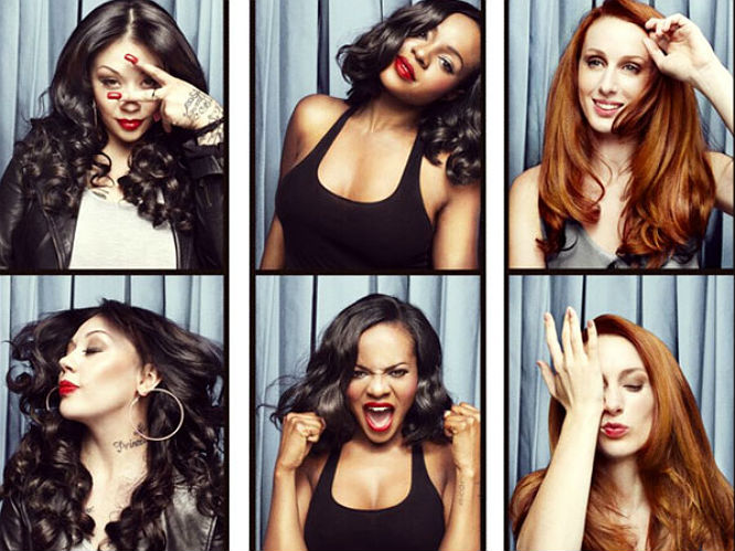 Sugababes: School friends Mutya Keisha and Siobhan just couldn't keep things sweet over their career, as one by one they dropped out of the band - or were kicked out, among bullying allegations. Now back together, lets see how long their new group, err, Mutya Keisha Siobhan lasts.
