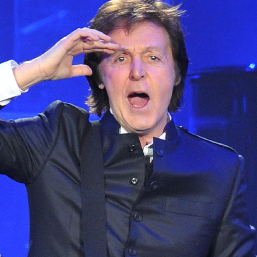 No. 25: Paul McCartney.