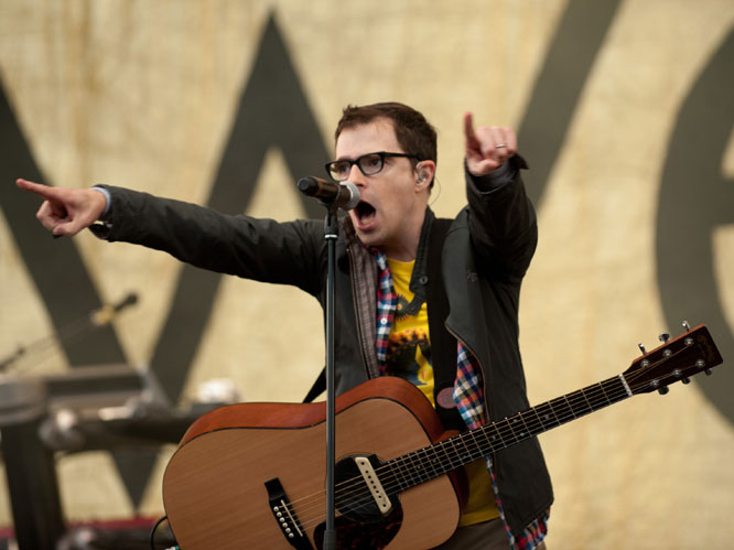 Weezer performed their iconic &#39;&#39;Blue&#39;&#39; album on the inaugural Weezer Cruise in 2011, sailing between Miami and Cozumel over four nights. 