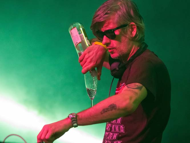 Kavinsky - The man of the moment in French electro, Kavinsky released his first full length album this week (February 25). He's mates with Daft Punk and Justice and had his song 'Nightcall' picked for the Drive soundtrack.