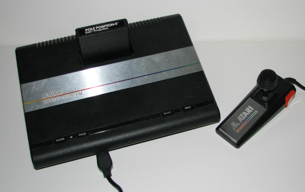 Atari 7800 (1986)