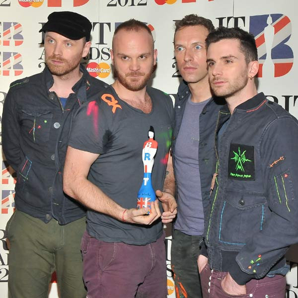 Coldplay: A long time US success, every Coldplay album has secured at least platinum status in America. Their success extends worldwide, having sold over 55million records worldwide - many of those in America.