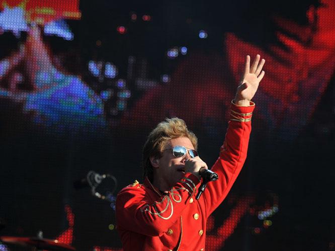 Bon Jovi - Isle Of White Festival