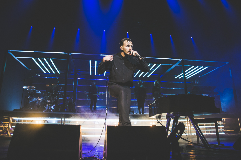 Image result for hurts brixton academy