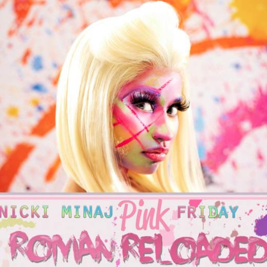 Nicki Minaj � 'Pink Friday � Roman Reloaded': A crashing disappointment of a follow-up after Nicki's slightly brilliant 'Pink Friday' debut. The awful icing on this already unpleasant cake were guest spots from both Chris Brown and Beenie Man.
