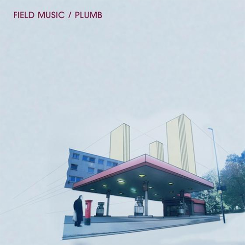 Field Music ''Plumb'': This is one of those rare albums where the music is every bit as good as the artwork. Hazy and simple, the vague figure standing at the post box could be anyone, and the mix of photography and art has something compelling about it. Good work.