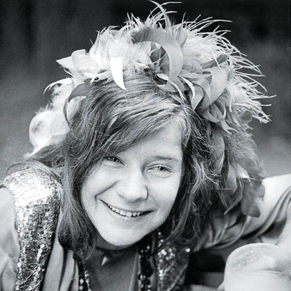 Janis Joplin: �Fourteen heart attacks and he had to die in my week. In MY week.� The singer was replaced on the front page of Newsweek magazine by the late ex-President Eisenhower following his death in 1969.
