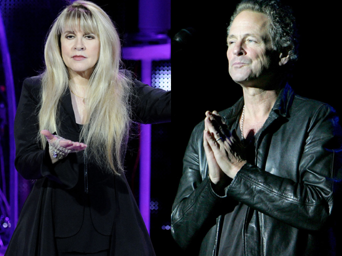 Lindsey Buckingham/Stevie Nicks: Fleetwood Mac were a band of couples, John and Christine McVie - who eventually divorced - were one, but Nicks and Buckingham were the other, and were already a couple when they joined the band. Being in Fleetwood Mac has been described by Nicks as living a soap opera, and one of the most tense episodes was Buckingham insisting Nicks pose nude with him for their first album sleeve, with Nicks apparently telling him 