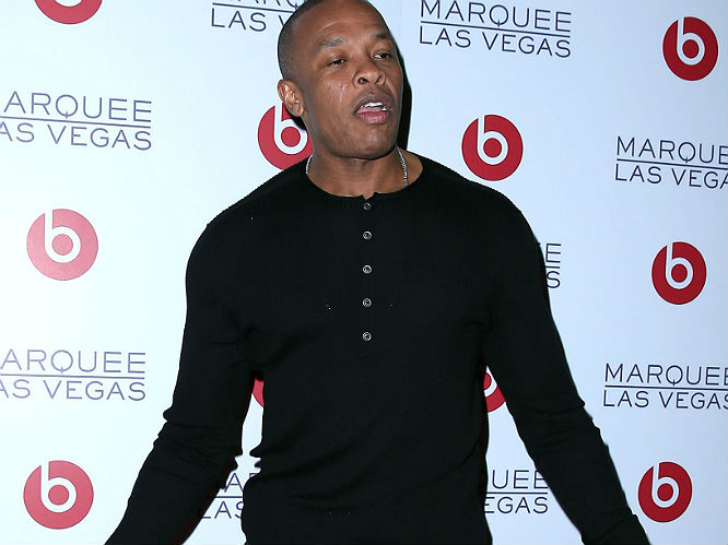 Dr Dre's Beats company is set to launch a new music streaming service to rival the likes of Spotify and Deezer. Not very embarrassing in itself, but the name? Dre and collaboratro Trent Reznor of Nine Inch Nails have decided to call the new service 'Daisy' - which is not very hip hop in the slightest...