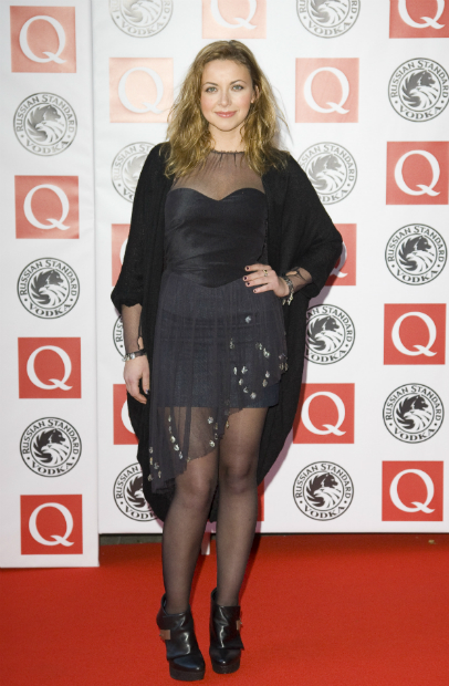 10. Charlotte Church (�9.6 million)