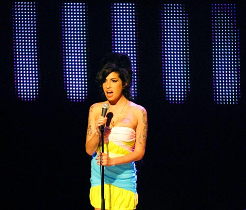 Amy Winehouse Dies Aged 27: Amy Winehouse, 27, was found dead at her London home on July 23. A spokesman for Metropolitan Police confirmed that a 27-year-old woman had died in Camden and the cause of death is still unclear.