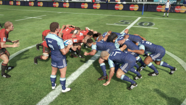 Jonah Lomu Rugby Challenge (PC PS3 X360) - October 14