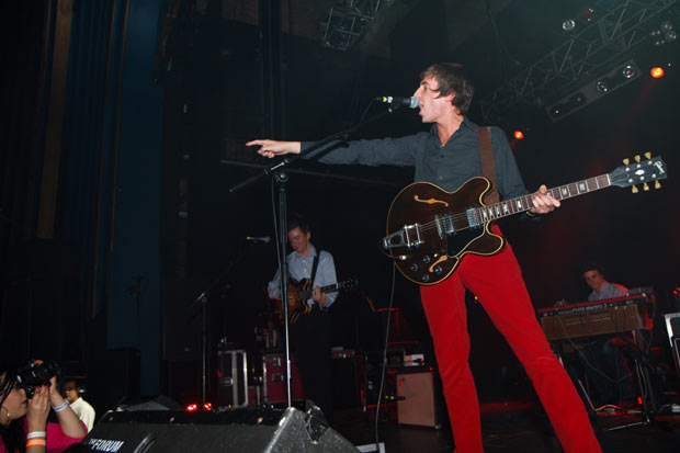 Miles Kane (photo by Milly Colley)
