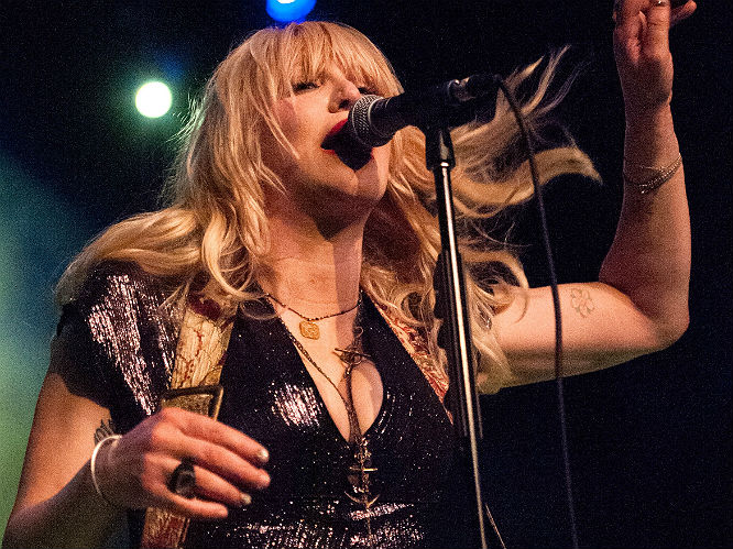 Courtney Love: Getting off the internet and back to what she does best, the former Hole frontwoman will be on the road in the UK in May, for gigs in London, Manchester and more. It's time to remember why she was, and always will be, one of the greatest women in rock.