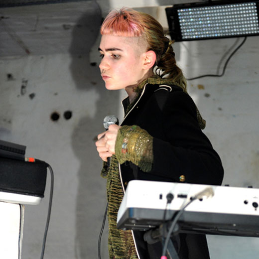 Grimes @ Islington Mill, Manchester
