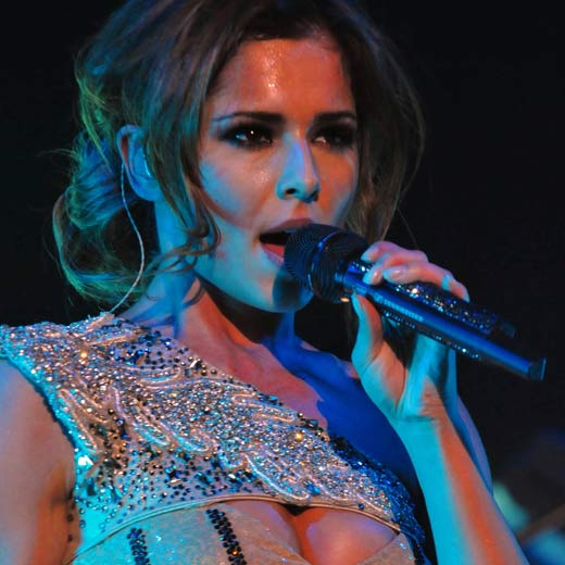 No.25: Cheryl Cole 'Fight For This Love'