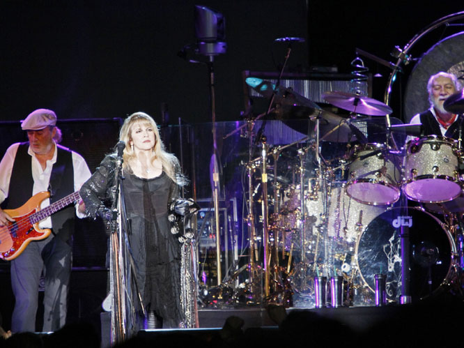 No Christine McVie: Sadly, Christine seems destined to always be the missing link from the classic line up. In a recent interview, Stevie Nicks told The Guardian,