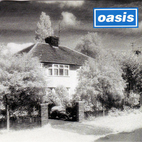 Live Forever was released as Oasis'' third single on 8 August 1994, just prior to the release of ''Definitely Maybe''. It became the band''s first top 10 hit and one of the defining songs of Britpop, reaching number 7. The cover art for the single is a photo of John Lennon''s childhood home in Liverpool.