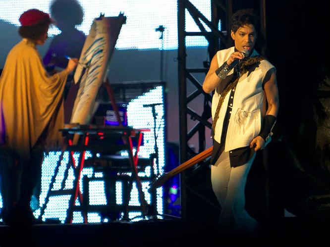 Prince, TBC, London, February 2014