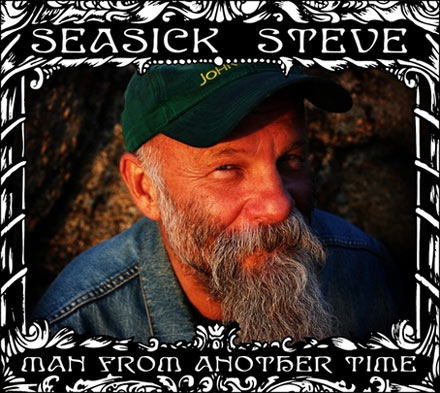 40. Seasick Steve: &#39;Man From Another Time&#39; (Atlantic)  Arguably the career zenith for the bearded wonder that is Seasick Steve. From start to finish, the record is a perfect storm of his lo fi blues and as rough & ready as the bizarre home made instruments he plays on. Yet on this record he pushes past this boundary into electric rock, and in doing so captures the rough essence of blues. This is the record that proves Steve as significant as any of the famous blues guitarists of the last 30 years. (Jon Bye) 