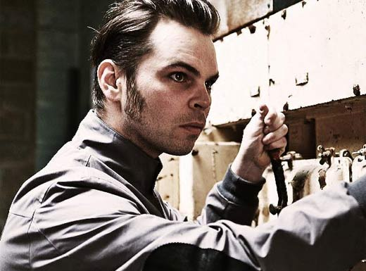 Now: Solo rocker Gaz Coombes