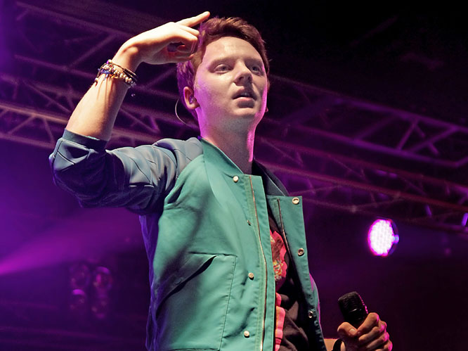 Conor Maynard live at Liverpool Academy 26.07.12