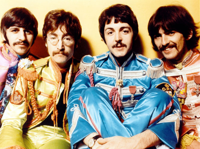 A painting of The Beatles was defaced this week with four individual penises daubed on the picture, which was hanging in a Liverpool gallery at the time. Artist Jonathan Gent had planned to auction the painting for charity but has since had to scrap that idea.