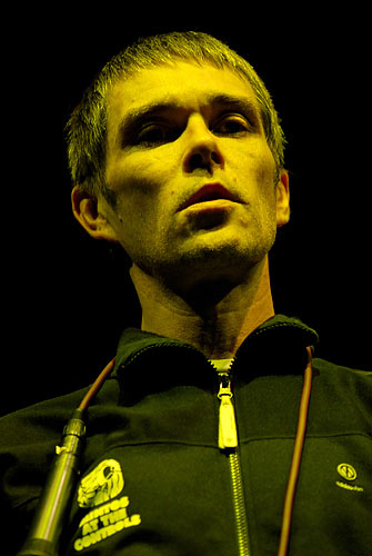 Ian Brown @ Manchester Evening News Arena