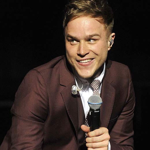 Olly Murs: A well-dressed barrel of utter smug