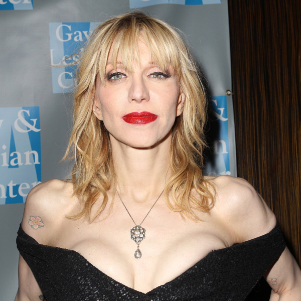 Courtney Love: Tweeting and starting the recent controversial row over whether Dave Grohl made advances towards her daughter, she said: