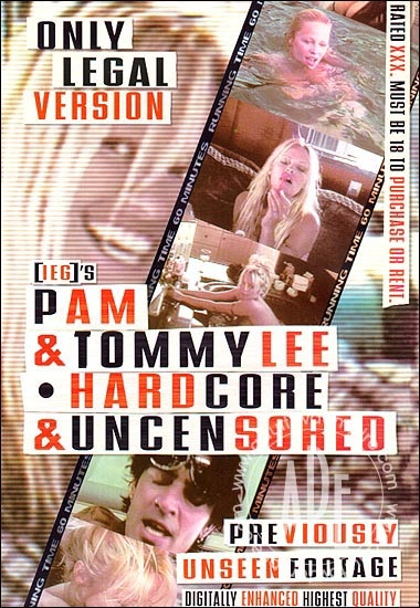 Tommy Lee and Pamela Anderson - Arguably the most famous sex tape of all, Tommy Lee could barely hide the fact he had Pamela Anderson bouncing up and down on his crotch when footage of their Honeymoon was placed online by Internet Entertainment Group in 1998. To this day it remains one of the most watched in history.