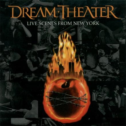 DREAM THEATER Albums CD LP