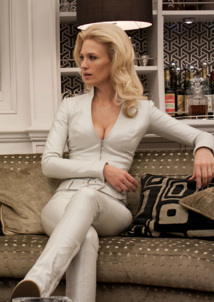 Emma Frost (January Jones, X-Men: First Class, 2011)