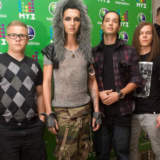 Tokio Hotel: Who ever asked for an androdgynous emo band? Not us, that&#39;s for sure