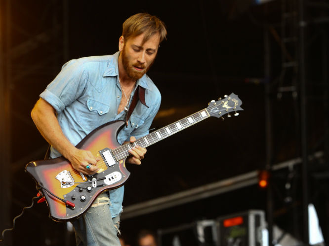The Black Keys, Reading Festival 2012