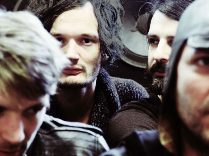 Apparat, Sunday, The I Arena: Glorious downbeat electronica to sooth sore heads on Sunday.