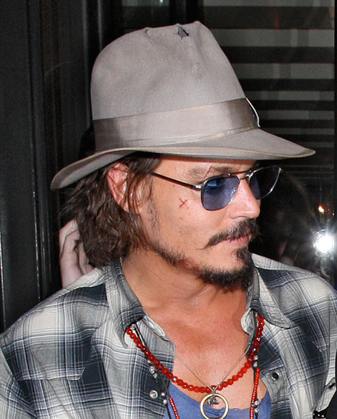 johnny depp rolling stones cover. I Like Johnny .