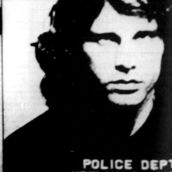 Jim Morrison: The Doors&#39; frontman was never one to shy away from acts of violence. The singer chalked up five warrants for misdemeanour charges for indecent exposure, two counts of open public profanity and one of public drunkenness. His most infamous actions on stage were described as 