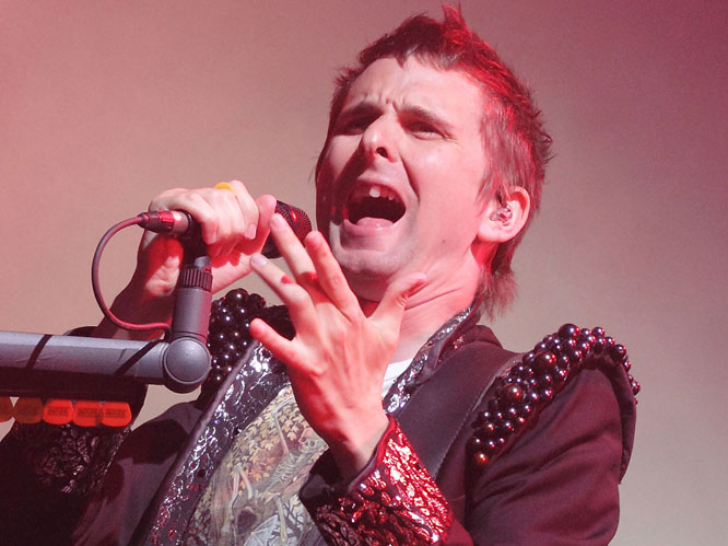 Muse: New album ''The 2nd Law'' looks set to launch Muse even further into the stratosphere. They play a relatively intimate UK arena tour in October with gigs in London, Manchester, Glasgow and Birmingham.