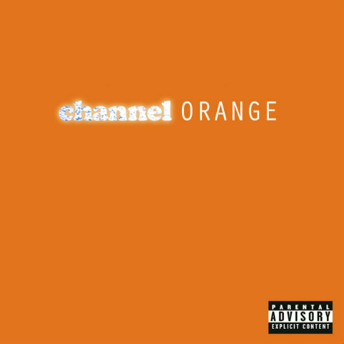 Frank Ocean 'Channel Orange': Hmmmm, must remember to top up our pay as you go mobile phone.