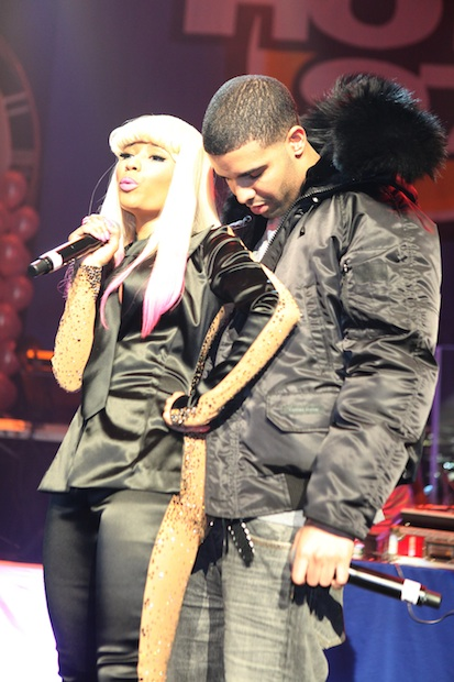 nicki minaj 2011 album. Nicki Minaj and Drake