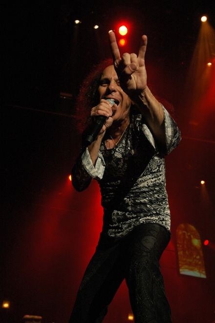 Ronnie James Dio was born Ronald James Padavona in Portsmouth, New Hampshire on July 10, 1942. He was an only child.