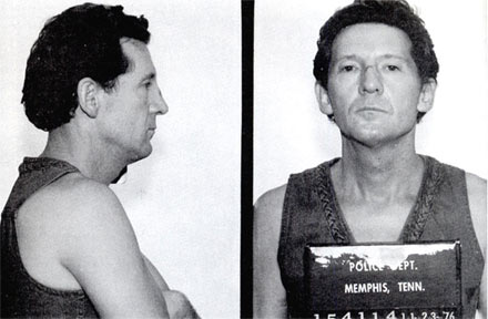 Jerry Lee Lewis – The man who married his 13-year-old cousin was arrested for drunken disorderly and gun possession in 1976 in relation to an incident in Graceland where he flung a weapon around at security asking to see Elvis. Loser.