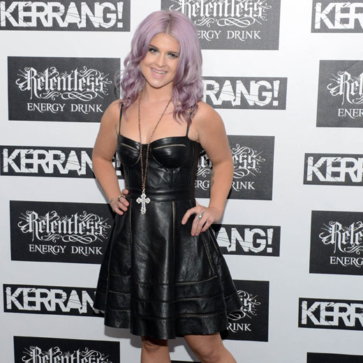 Kelly Osbourne @ Kerrang Awards 2012