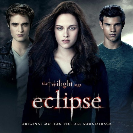 Kristen Stewart, Robert Pattinson and Taylor Lautner return this summer in the third installment of The Twilight Saga. Not only does Eclipse sees the love triangle between the three lovers escalate, but it also provides a welcome return to what promises to be yet another exciting soundtrack. Here Gigwise presents a brief round-up of what you can expect to hear when the film hits cinemas on June 30.