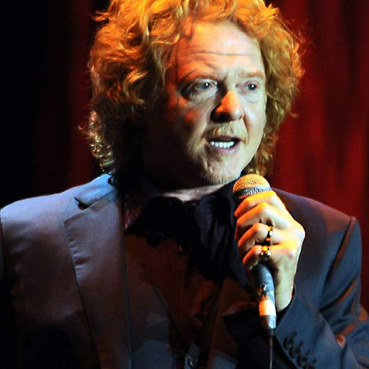 Simply Red: Women, beware